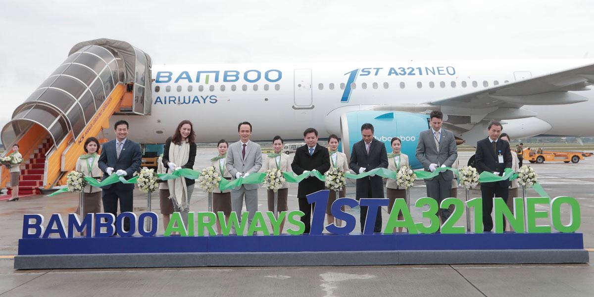 Kết quả hình ảnh cho bamboo airways