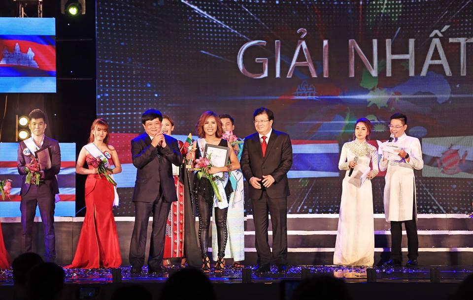 Tập đoàn FLC tiếp tục đồng hành cùng Cuộc thi Tiếng hát ASEAN + 3 năm 2019