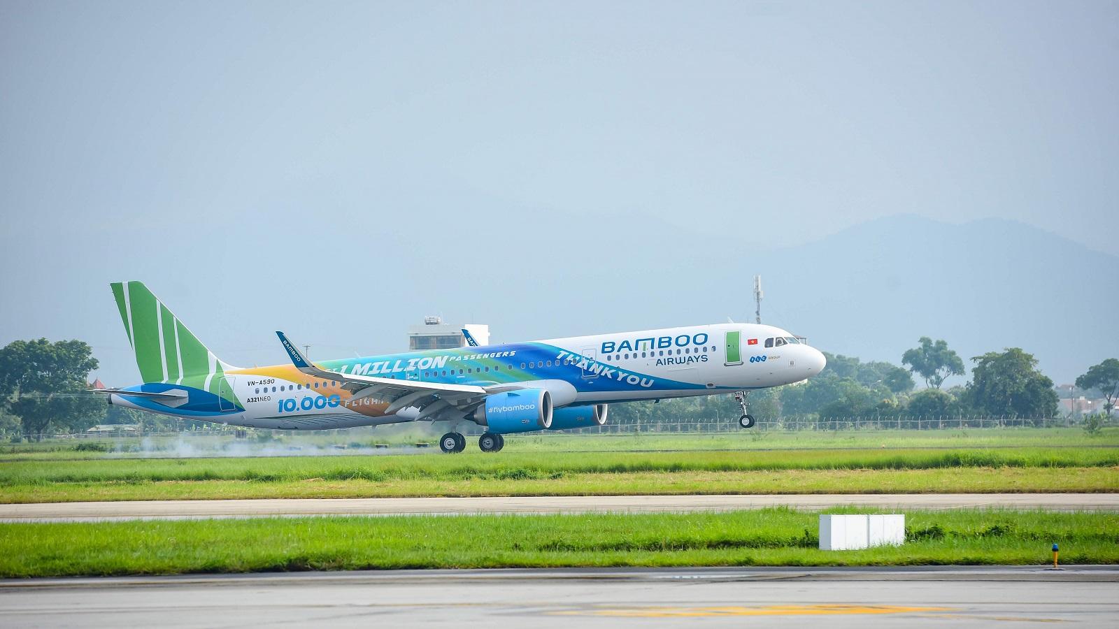 Hình ảnh: Dấu ấn của Bamboo Airways trong hành trình kết nối du lịch miền Trung số 1